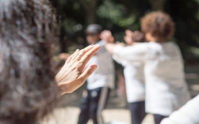 El Taichi: ayuda contra el stress y mejora la forma física.