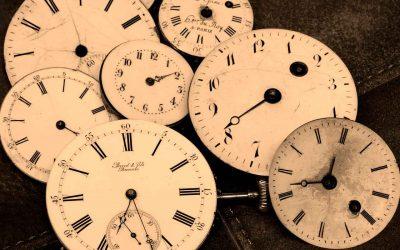 ¿Sabes cómo gestionar óptimamente tu tiempo? Te damos unas pistas.