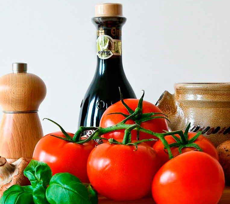 La dieta mediterránea, ¡Una bendición!