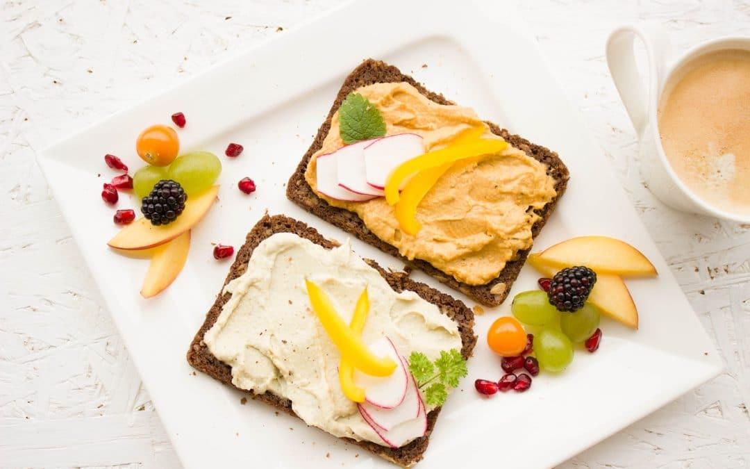 Escoge una nutrición balanceada para mejorar tu vida