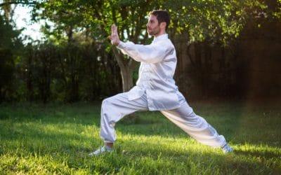 Los beneficios para la salud de practicar Tai Chi semanalmente