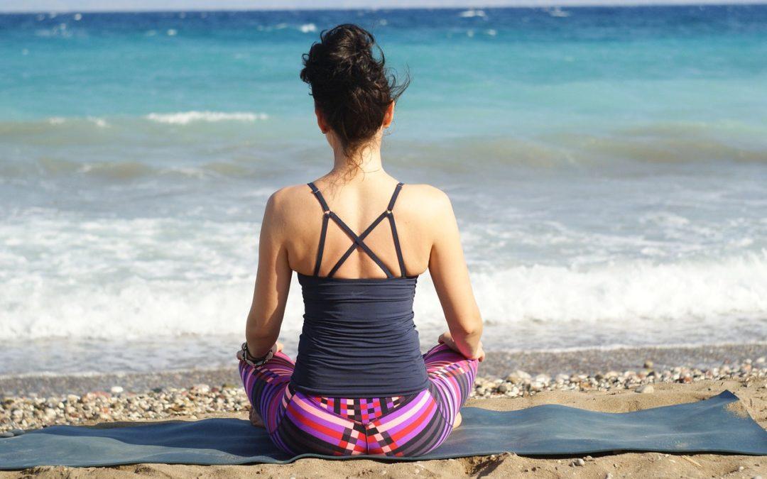 Medita varias veces a la semana para mejorar tu salud
