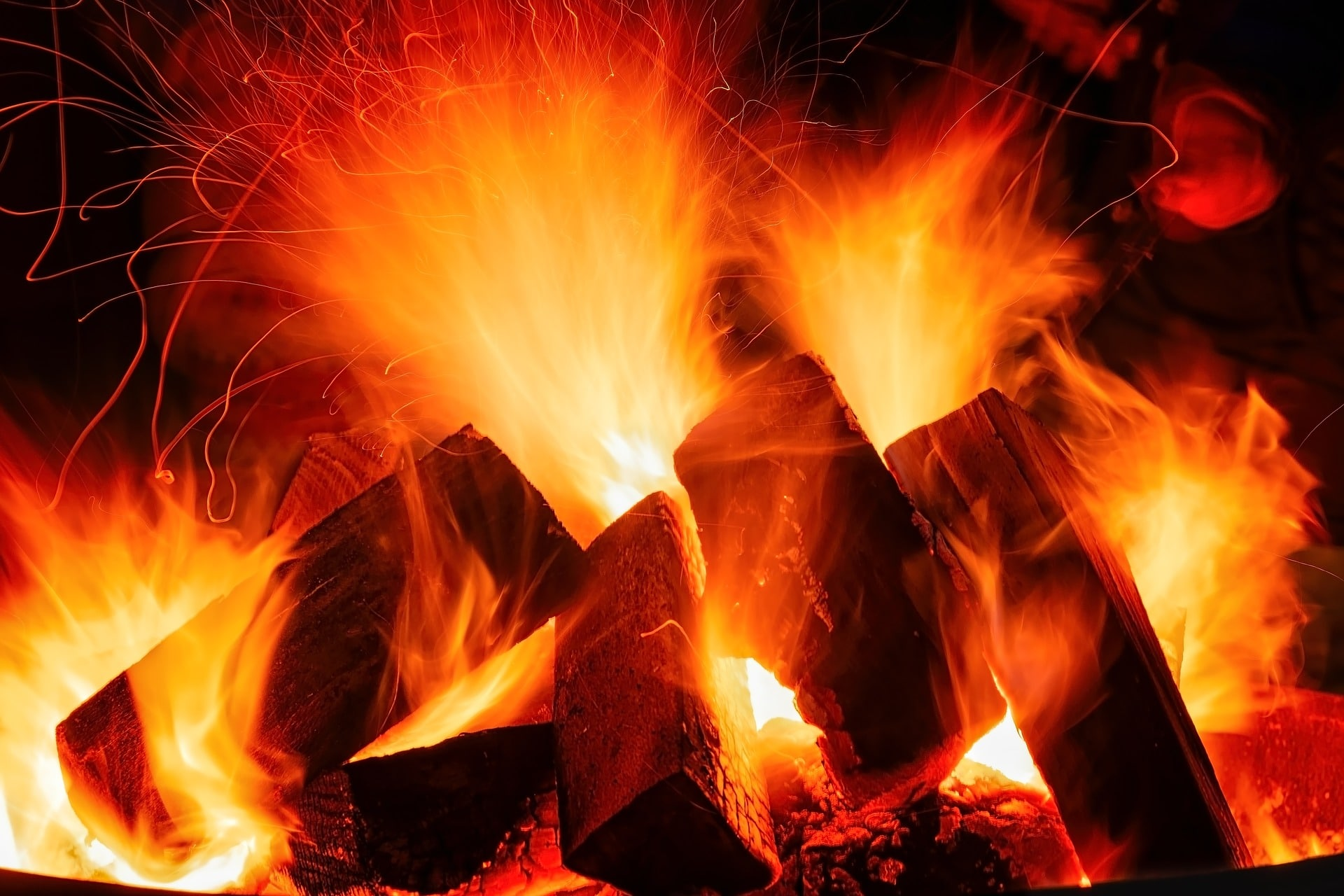 Fuego paleolítico y bienestar