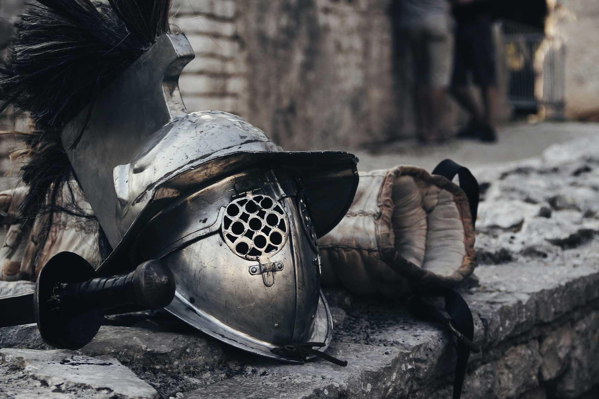 La salud de los Gladiadores vegetarinos