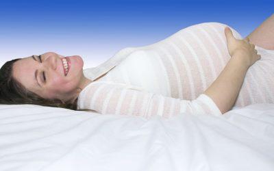 El mes indicado para que una embarazada reciba masajes Corporales
