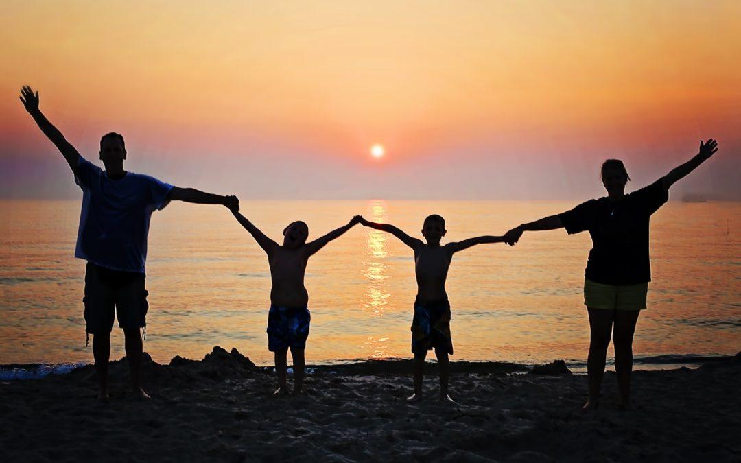 Obtén muchos beneficios con el Mindfulness en familia