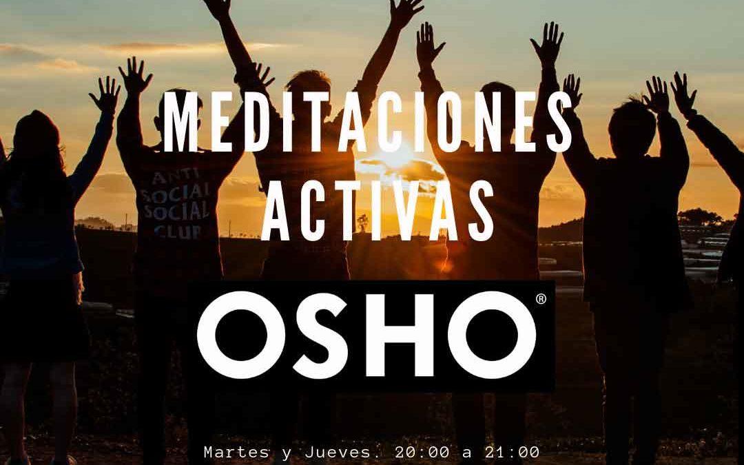 Meditaciones activas Osho