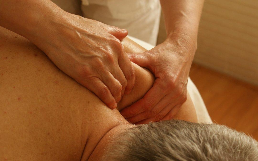 Lo mejor de hacerse un masaje relajante