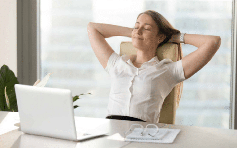 Las sillas ergonómicas son la mejor herramienta para mantener una buena postura