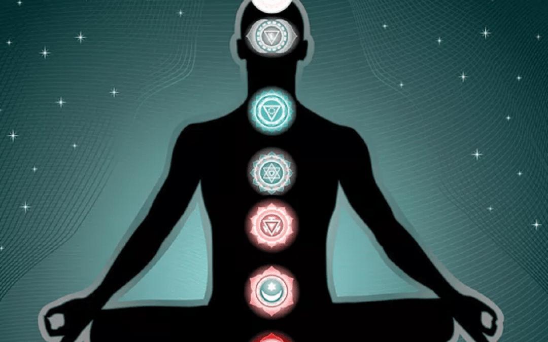 Los 7 chackras y su relación con el cuerpo humano