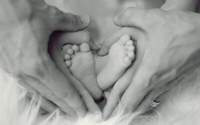 Masajes para recién nacidos