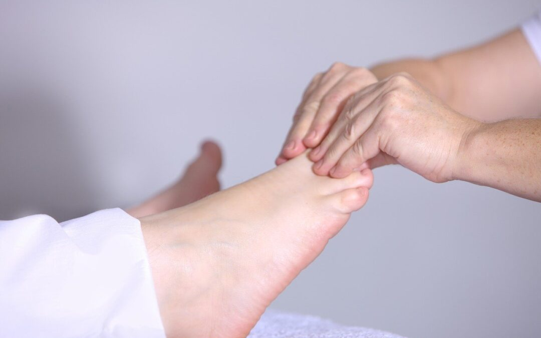 Tus pies te agradecerán al recibir una terapia de reflexología Podal
